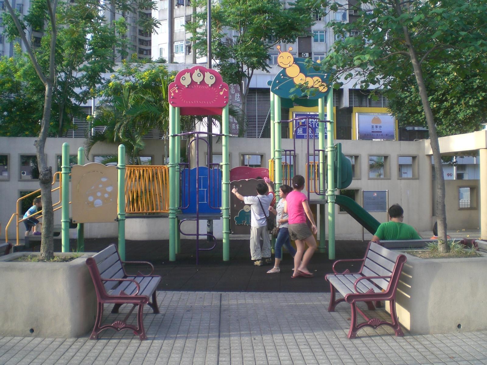 children playground - igraliste za decu