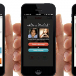 tinder-app ekran