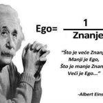 znanje-ego-anstajn-intelektualci