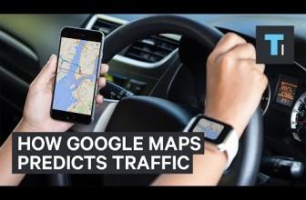 [video] Kako Gugl određuje preopterećenost puteva na Gugl mapama?