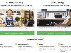 Povećanje prihoda medija i e-prodavnica preko servisa PartnerskiProgrami.net