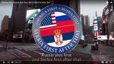 NJUZ Video: Srbija prva, pored SAD i Rusije kao video poruka Donaldu Trampu