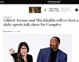 Top porno zvezde Mia Kalifa i Lisa Ann u sportskom novinarstvu, kao vest u relevantnim medijima
