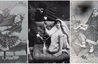 Zbog poimanja lepote danas mediji izmislili priču o iranskoj princezi Anis al-Doleh