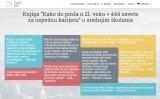 """Sve srednje škole u Srbiji dobiće knjigu """"Kako do posla u 21. veku…"""""""